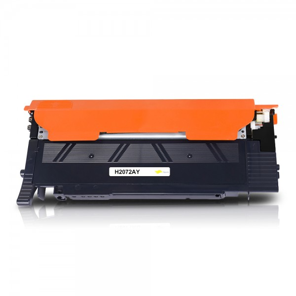 Kompatibel zu HP W2072A / 117A Toner Yellow (mit Chip)