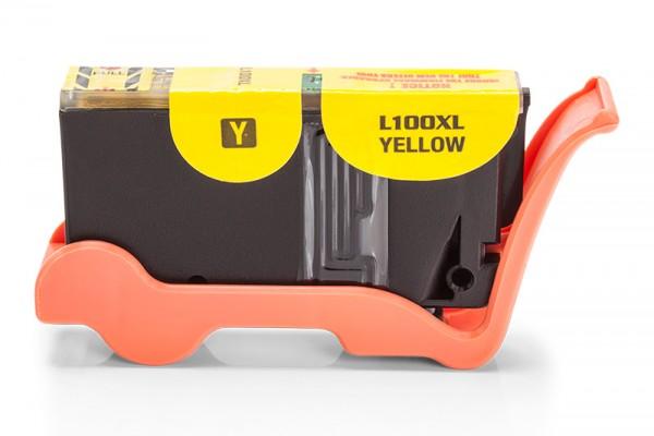 Kompatibel zu Lexmark 100 XL / 0014N1095E Tinte Yellow