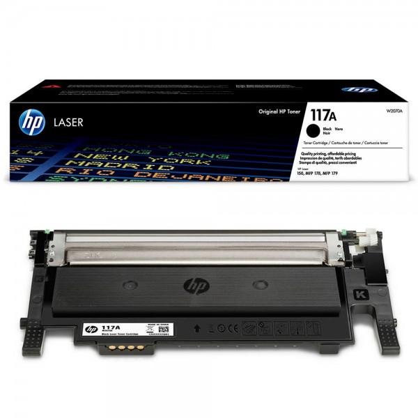 HP W2070A / 117A Toner Black