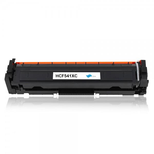 Kompatibel zu HP CF541X / 203X Toner Cyan