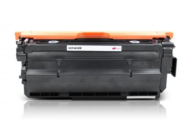 Kompatibel zu HP CF463X / 656X Toner Magenta
