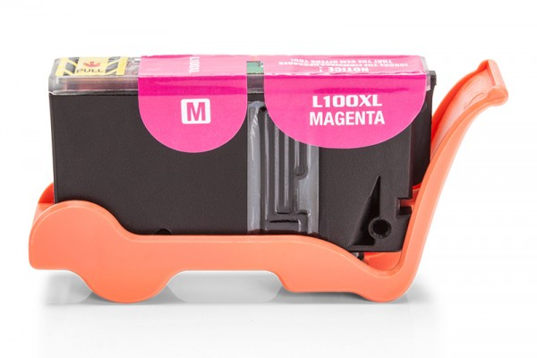 Kompatibel zu Lexmark 100 XL / 0014N1094E Tinte Magenta