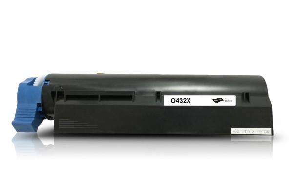 Kompatibel zu OKI 45807111 Toner Black