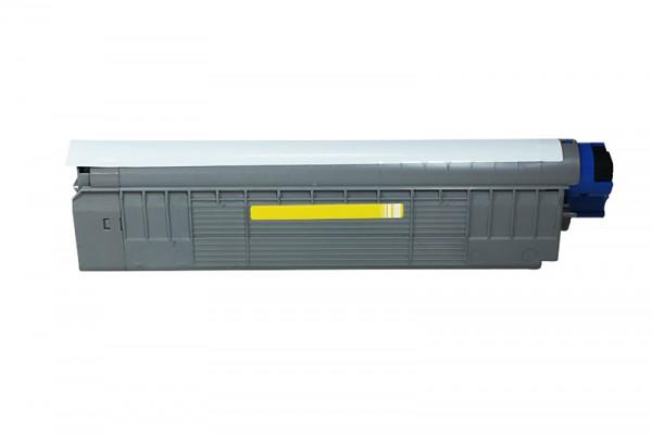Alternativ zu OKI 44059209 / MC840 Toner Yellow