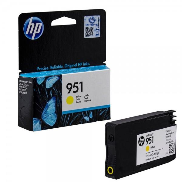 HP 951 / CN052AE Tinte Yellow