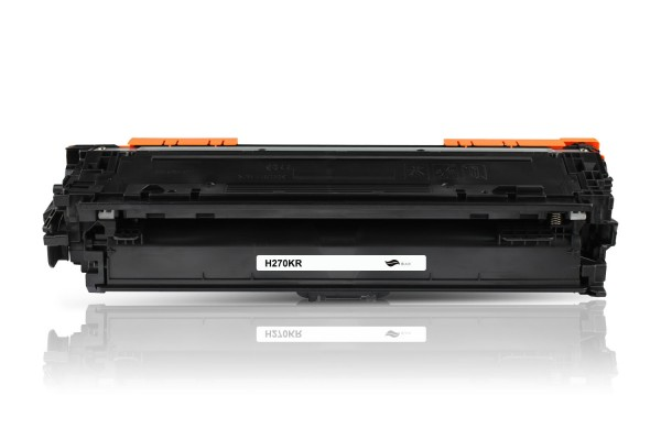 Rebuilt zu HP CE270A / 650A Toner Black