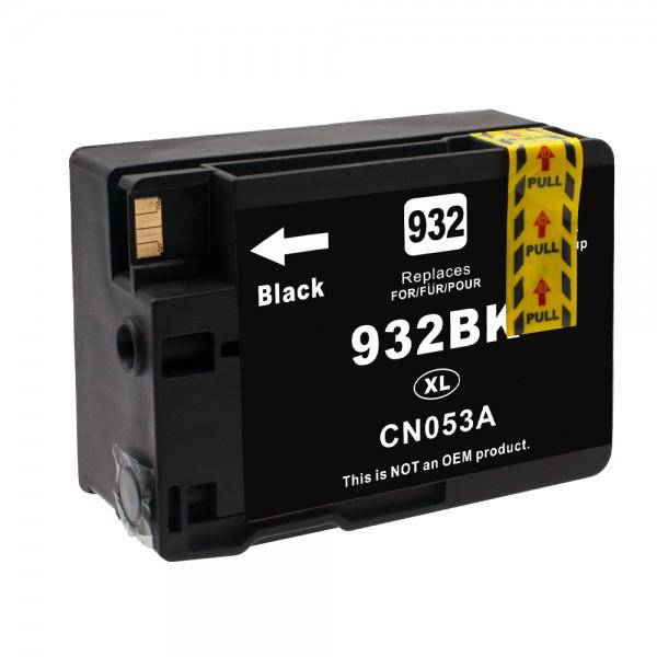 Kompatibel zu HP 932 XL / CN053AE Tinte Black (BULK)