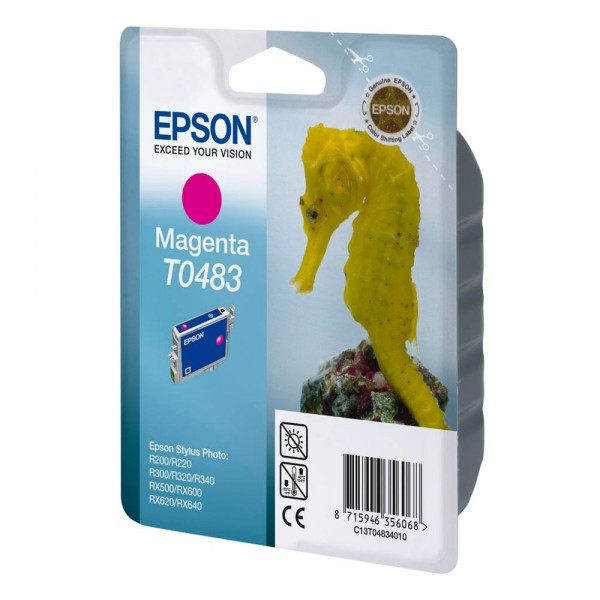 Epson T0483 / C13T04834010 Tinte Magenta