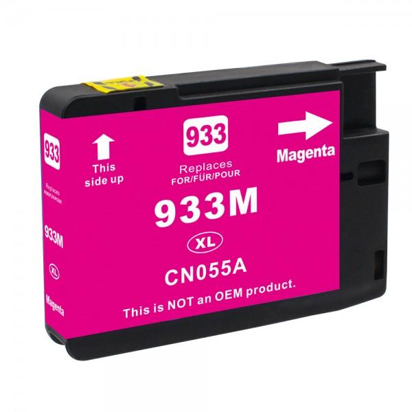 Kompatibel zu HP 933 XL / CN055AE Tinte Magenta (BULK)