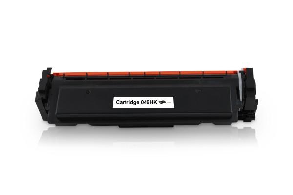 Kompatibel zu Canon 046H / 1254C002 Toner Black