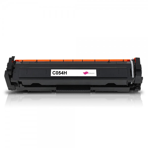 Kompatibel zu Canon 054H / 3026C002 Toner Magenta