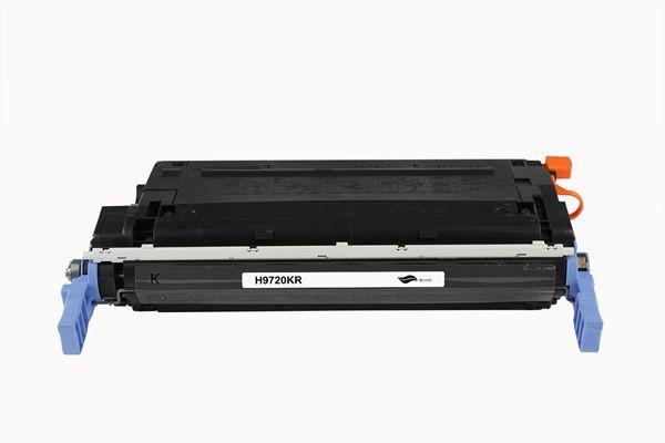 Rebuilt zu HP C9720A / 641A Toner Black