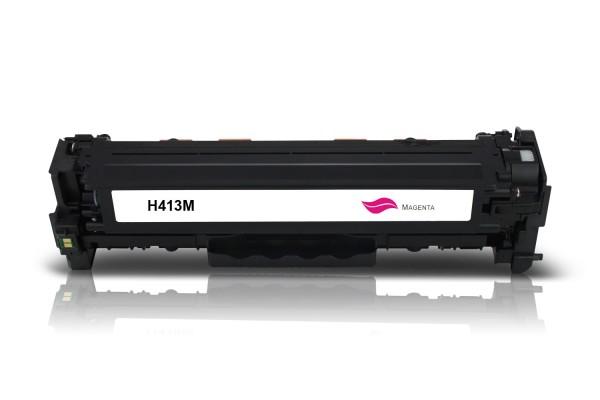 Kompatibel zu HP CF413X / 410X Toner Magenta