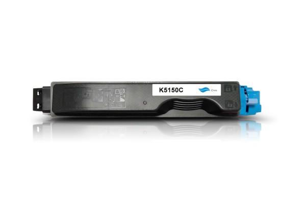Kompatibel zu Kyocera TK-5150C / 1T02NSCNL0 Toner Cyan