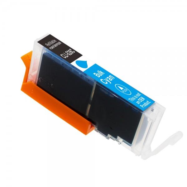Kompatibel zu Canon CLI-526C / 4541B001 Tinte Cyan (BULK)