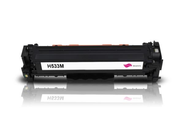 Kompatibel zu HP CC533A / 304A Toner Magenta