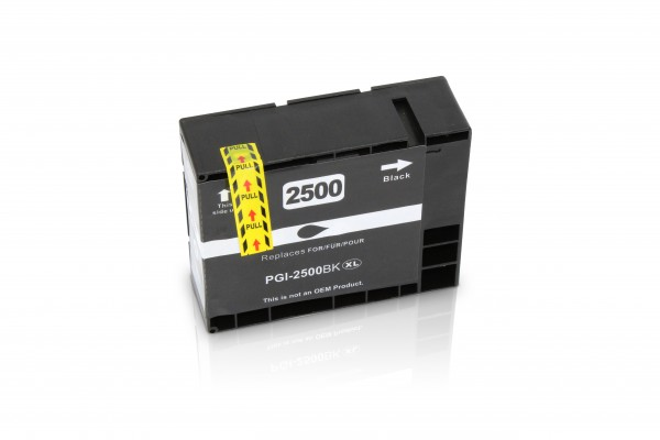Kompatibel zu Canon PGI-2500 XL / 9254B001 Tinte Black