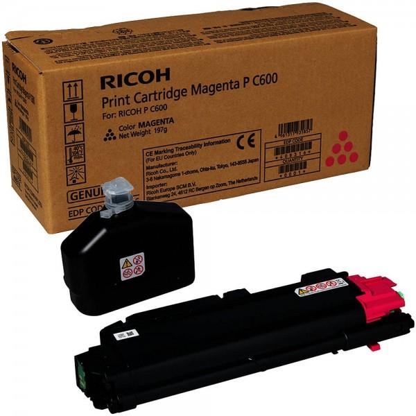 Ricoh P C600 / 408316 Toner Magenta