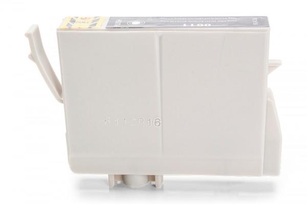 Kompatibel zu Epson C13T06114010 / T0611 Tinte Black