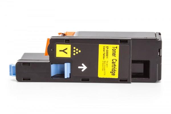 Kompatibel zu Epson C13S050611 Toner Yellow