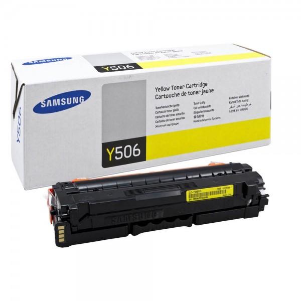 Samsung CLT-Y506S / SU524A Toner Yellow