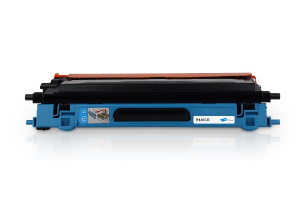 Rebuilt zu Brother TN-135C Toner Cyan