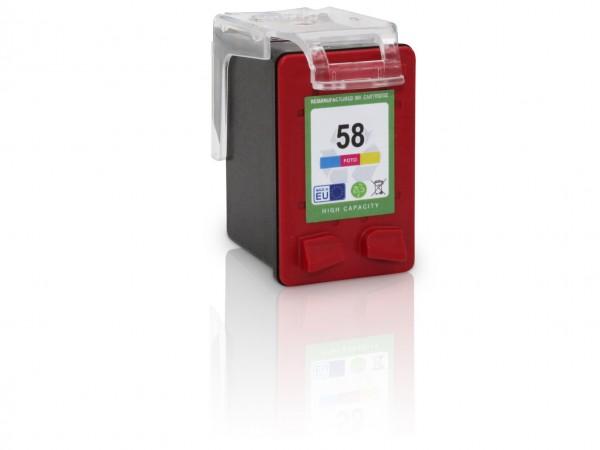 Kompatibel zu HP 58 / C6658AE Tinte Foto (EU)