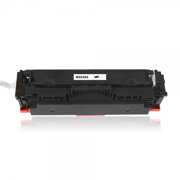 Kompatibel zu HP W2030A / 415A Toner Black (Ohne Chip)