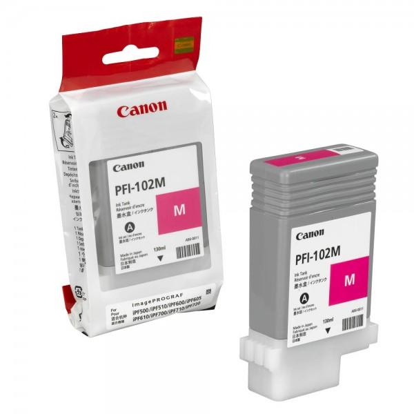 Canon PFI-102M / 0897B001 Tinte Magenta