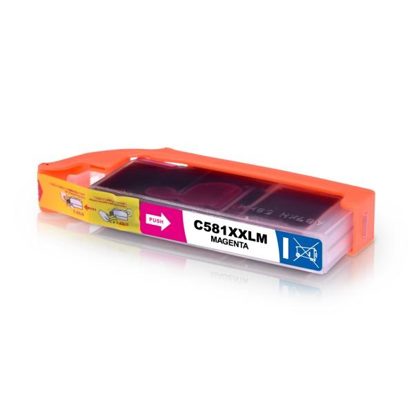 Kompatibel zu Canon CLI-581M / 1996C001 Tinte Magenta XXL