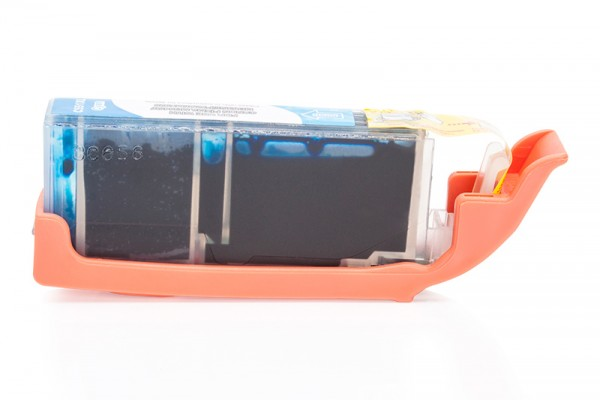 Kompatibel zu Canon CLI-551C / 6444B001 Tinte Cyan XL (BULK)