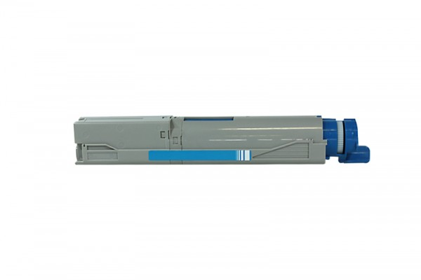 Kompatibel zu OKI 43459323 / 43459427 Toner Cyan