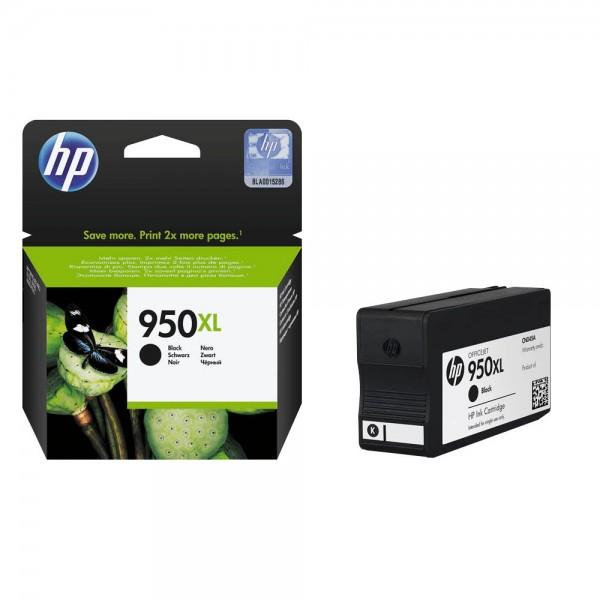 HP 950 XL / CN045AE Tinte Black