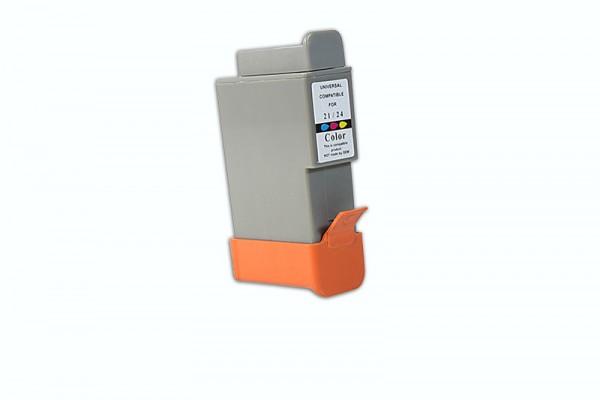 Kompatibel zu Canon 0955A002 / BCI-21C Tinte Color