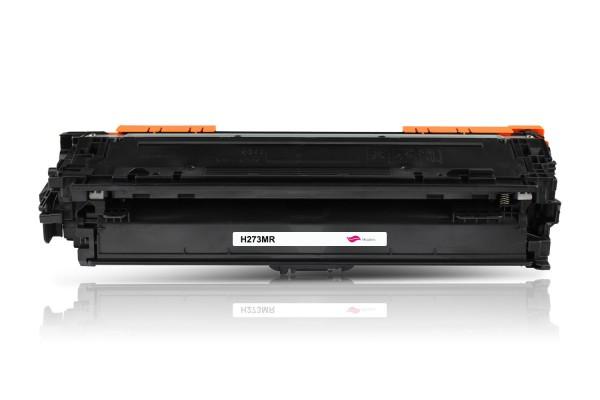 Rebuilt zu HP CE273A / 650A Toner Magenta