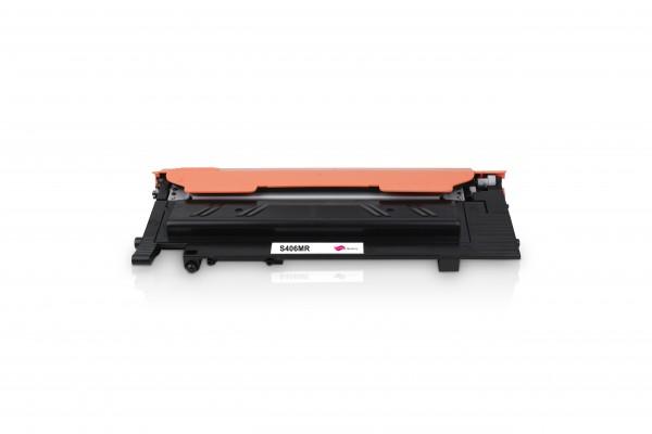 Rebuilt zu Samsung CLT-M406S / SU252A Toner Magenta