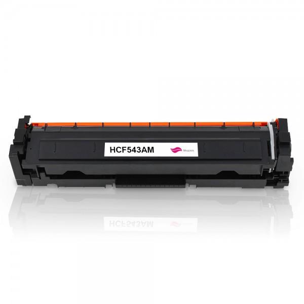 Kompatibel zu HP CF543A / 203A Toner Magenta
