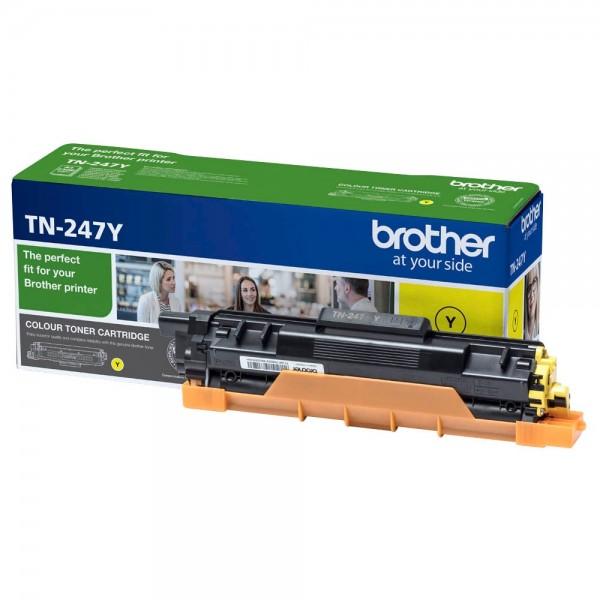 Brother TN-247Y Toner Yellow