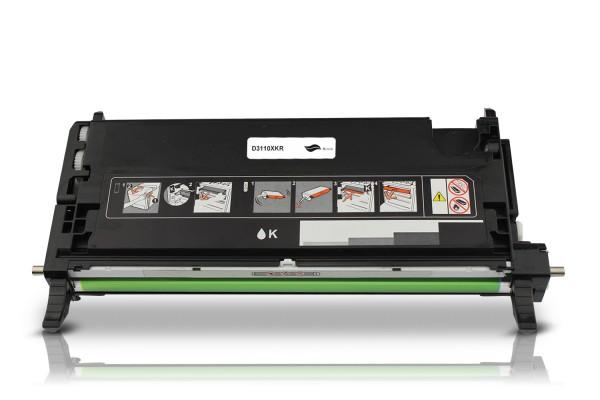 Rebuilt zu Dell 593-10170 / PF030 / 3110 Toner Black