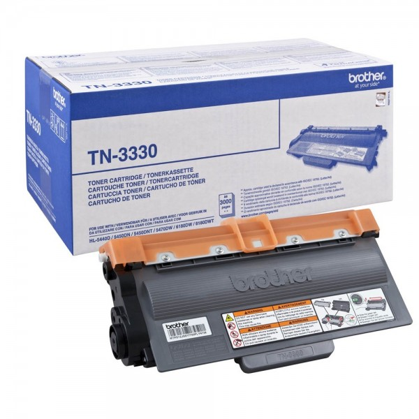Brother TN-3330 Toner Black