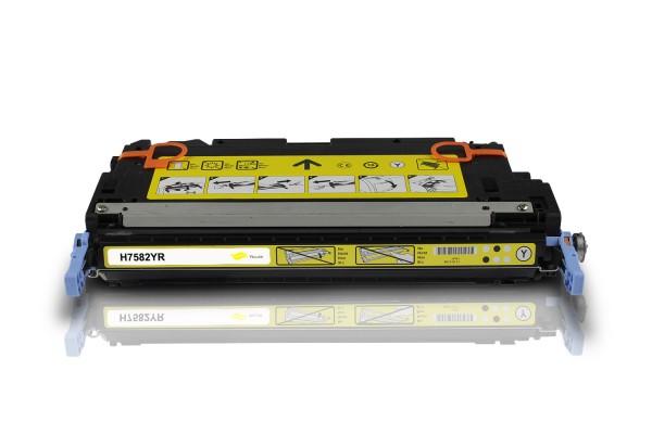 Rebuilt zu HP Q7582A / 503A Toner Yellow