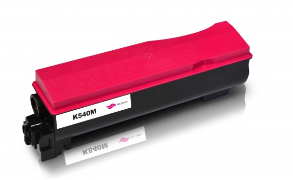 Kompatibel zu Kyocera TK-540M / 1T02HLBEU0 Toner Magenta XXL