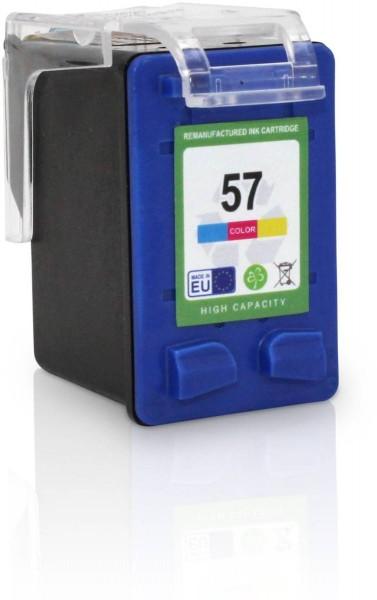Kompatibel zu HP 57 / C6657AE Tinte Color (EU)