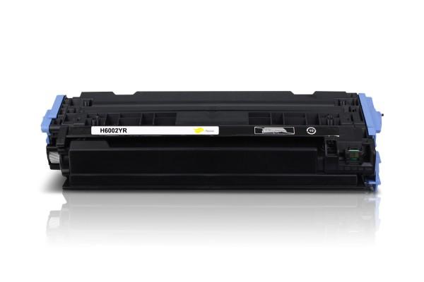 Rebuilt zu HP Q6002A / 124A Toner Yellow