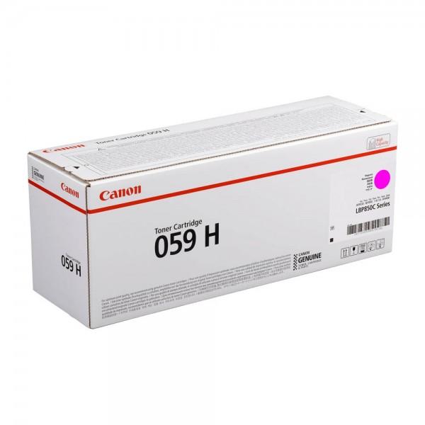 Canon 059H / 3625C001 Toner Magenta