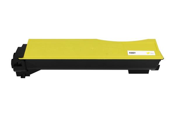 Kompatibel zu Kyocera TK-550Y / 1T02HMAEU0 Toner Yellow