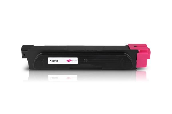 Kompatibel zu Kyocera TK-580M / 1T02KTBNL0 Toner Magenta