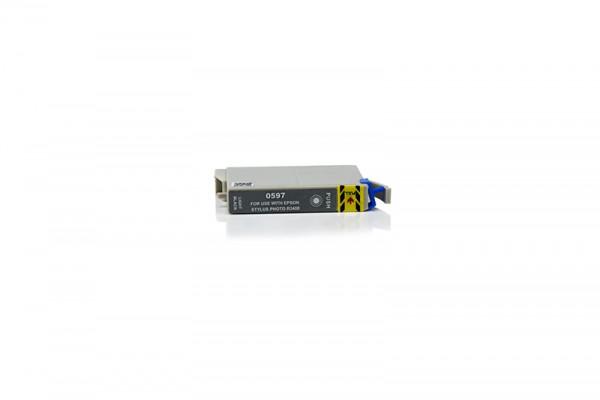 Kompatibel zu Epson T0597 / C13T05974010 Tinte Light-Black