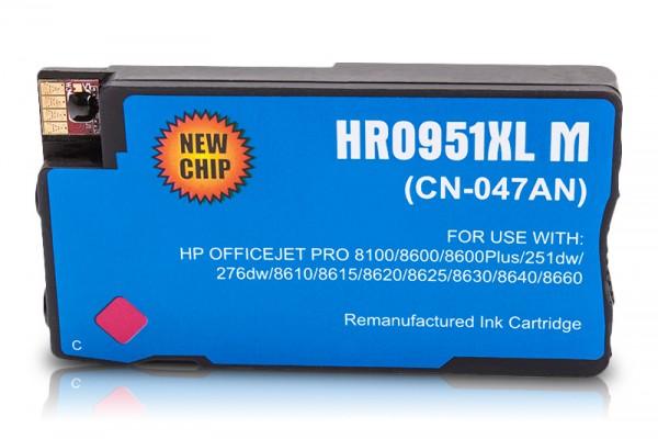 Kompatibel zu HP 951 XL / CN047AE Tinte Magenta