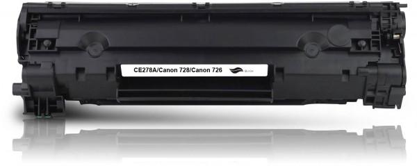Kompatibel zu HP CE278A / 78A Toner Black